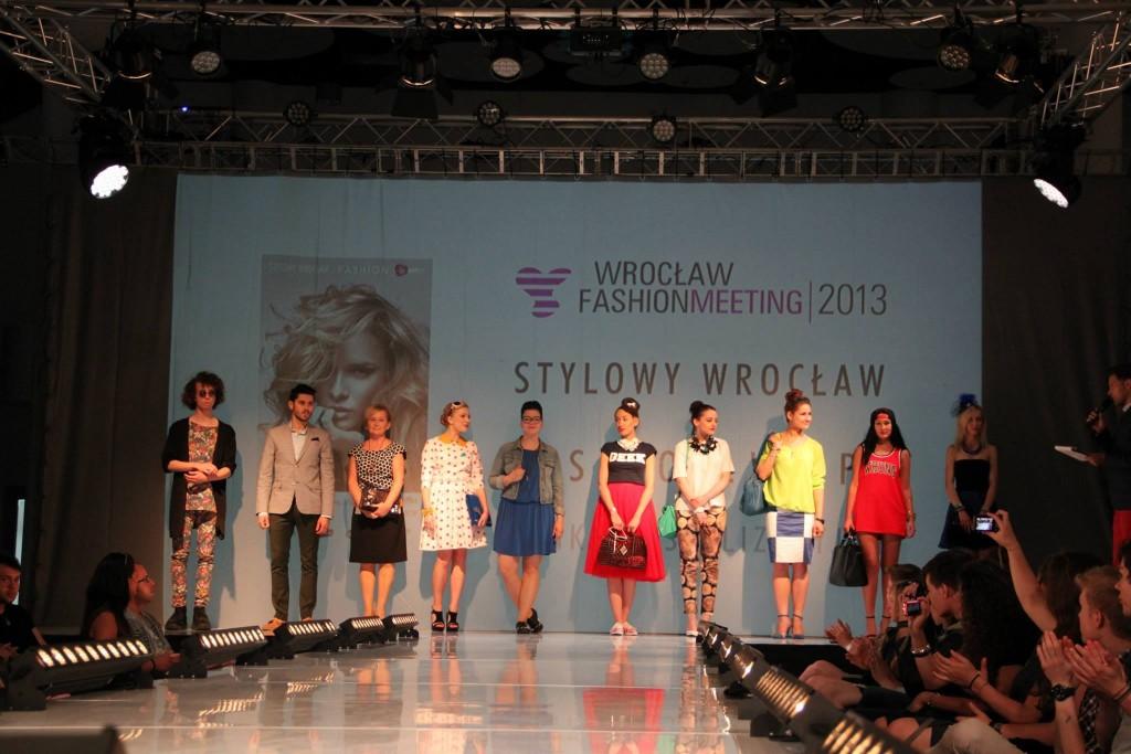 Wrocław Fashion półfinał
