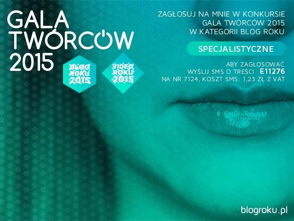 konkurs blog roku na blog
